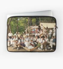 Classy Campers, somewhere in USA, 1915 Laptop Sleeve
