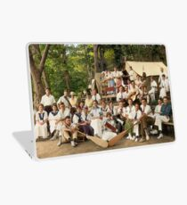Classy Campers, somewhere in USA, 1915 Laptop Skin