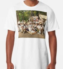 Classy Campers, somewhere in USA, 1915 Long T-Shirt