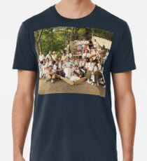 Classy Campers, somewhere in USA, 1915 Premium T-Shirt