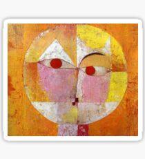 Paul Klee - Senecio Sticker