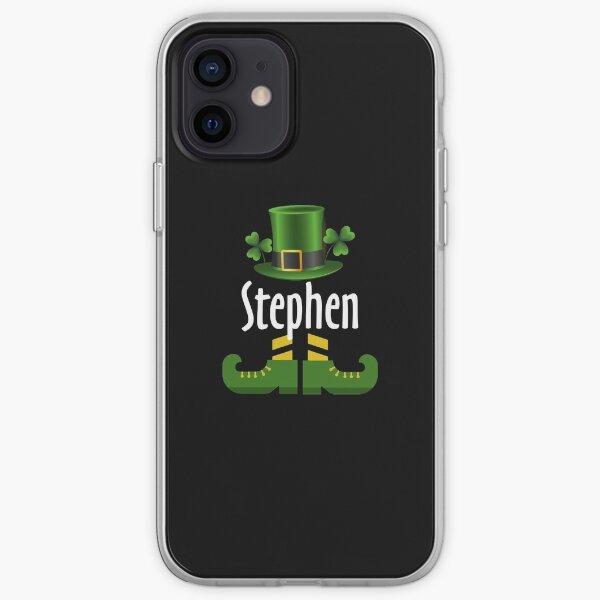Stephen iPhone Soft Case