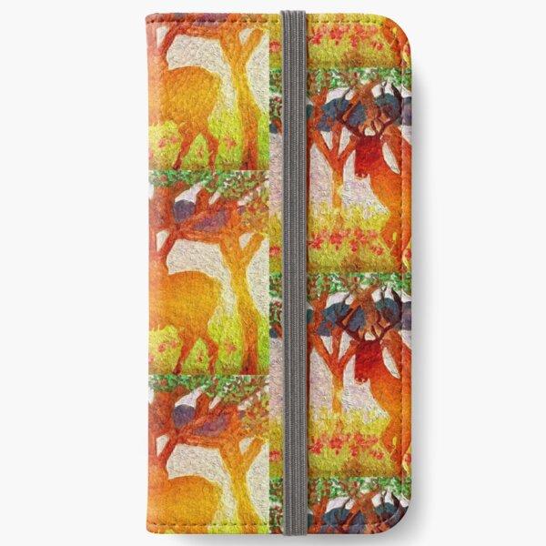 Deer  iPhone Wallet