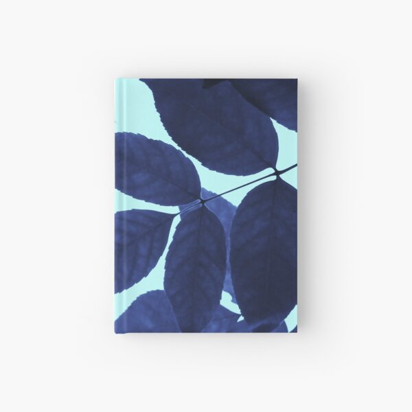 Blue Forest Hardcover Journal