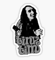 Tiny Tim #3 - Sticker Sticker