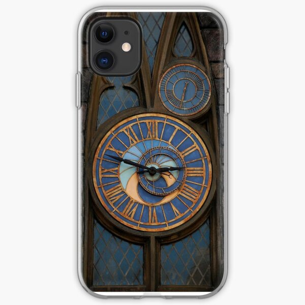Hogsmead Clock Tower iPhone Soft Case