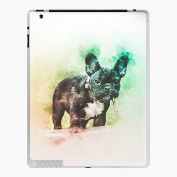 French Bulldog Painting iPad Skin