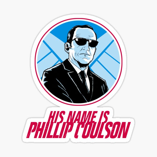 Coulson Lives Sticker