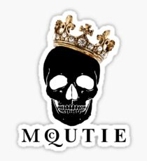 what a McQUTIE! Sticker