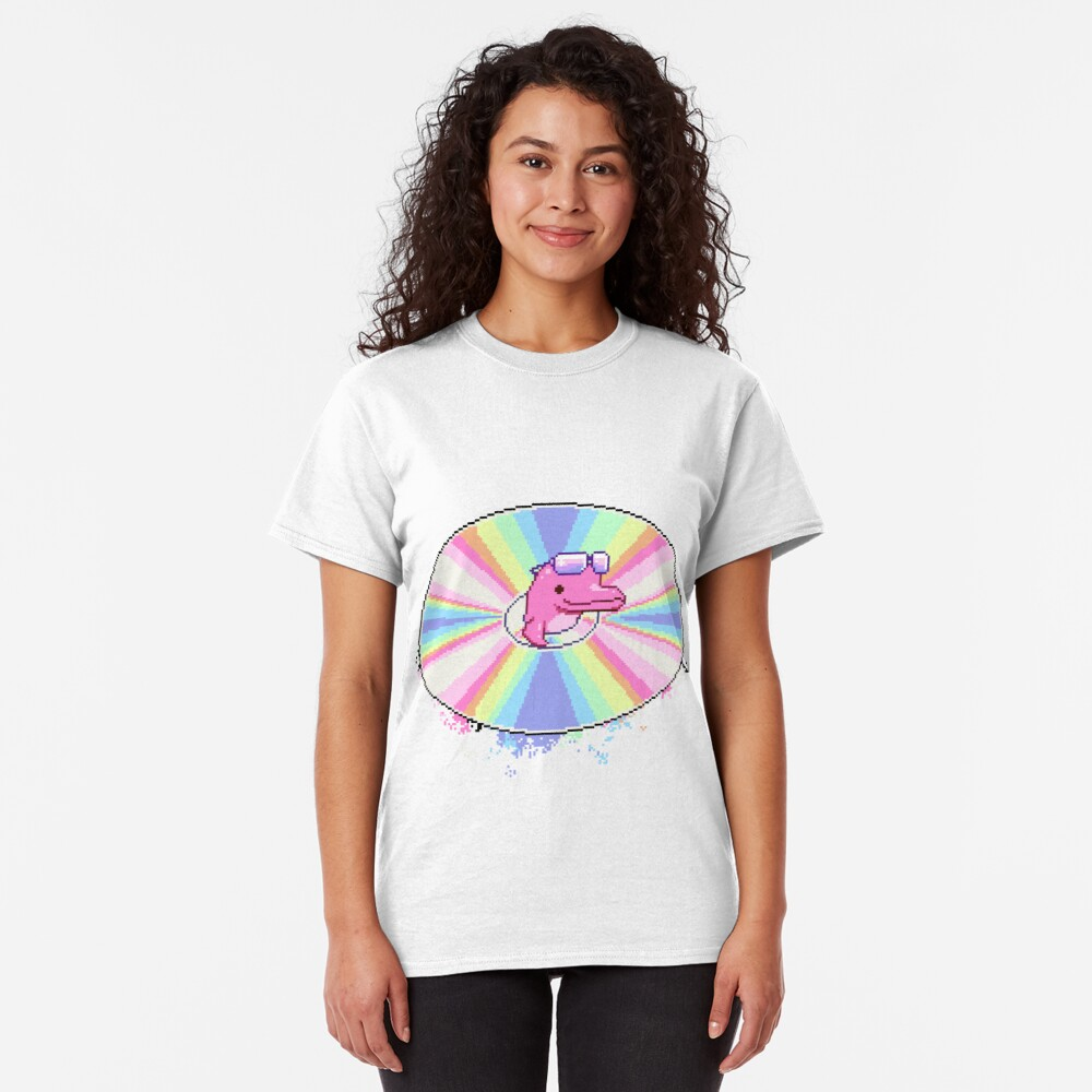 Defragmentation Classic T-Shirt