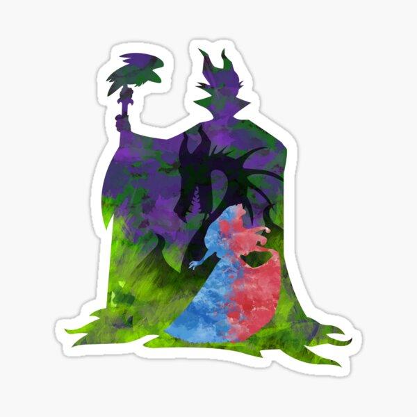Once Upon a Dream - Splash Dress Sticker