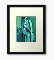 Leto Framed Print