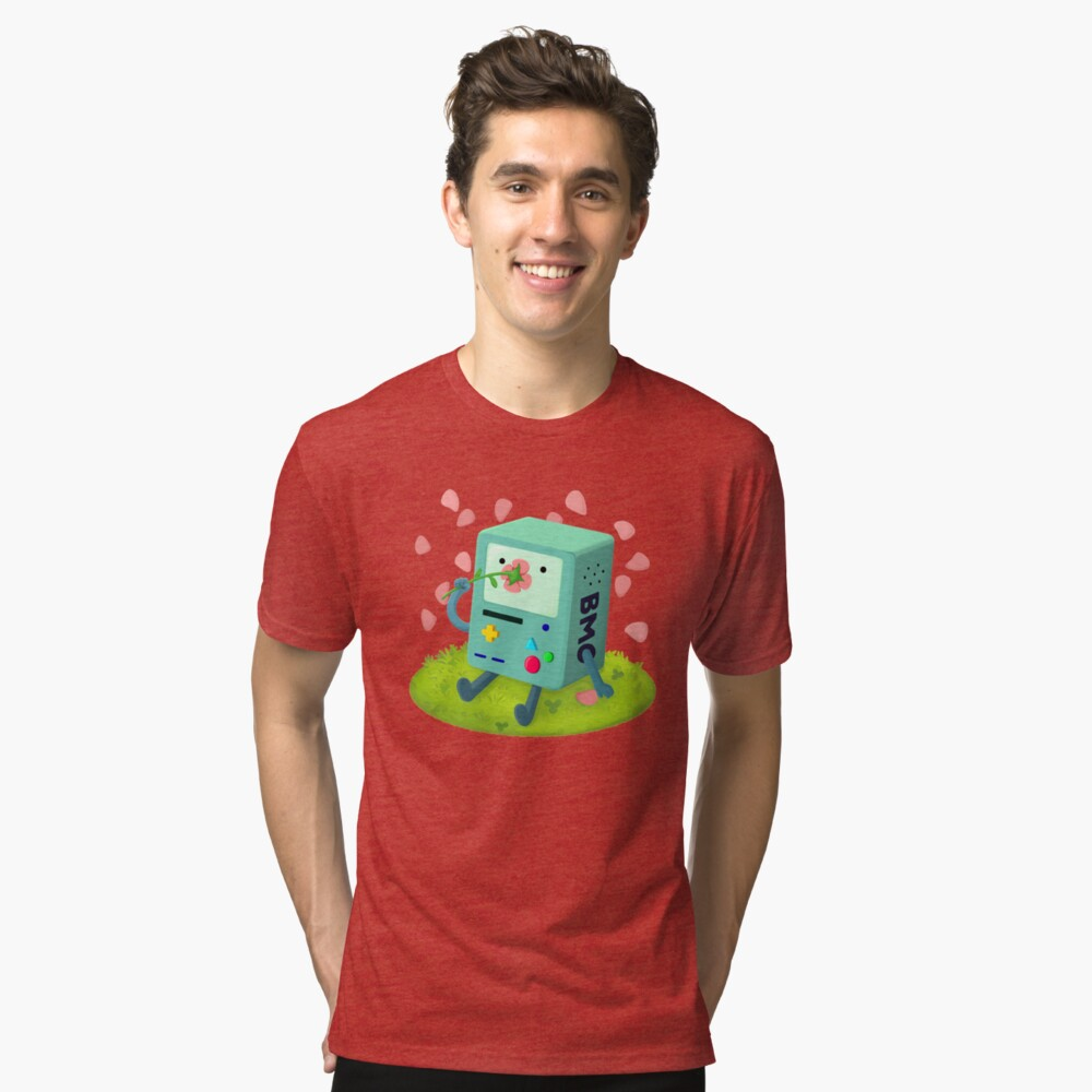Flowers for BMO Tri-blend T-Shirt