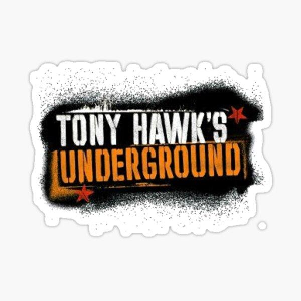 Tony Hawk Underground Sticker