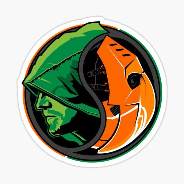 Arrow Slade Yin Yang Pegatina