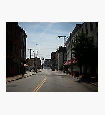 Sycamore Street, Petersburg, VA Photographic Print