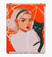 the teenage witch iPad Case/Skin