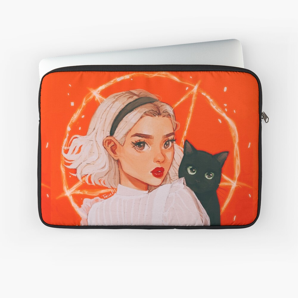 the teenage witch Laptop Sleeve