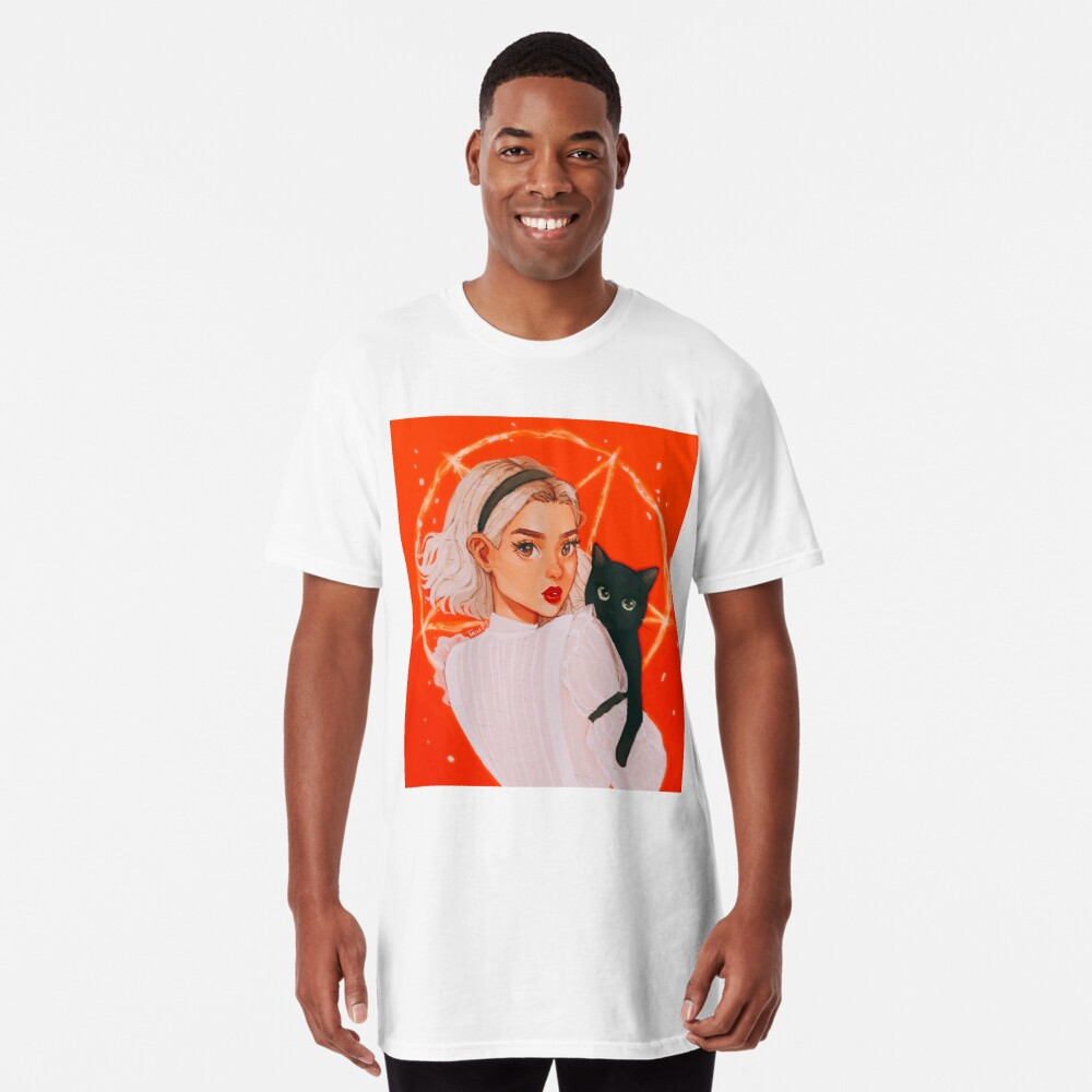 the teenage witch Long T-Shirt