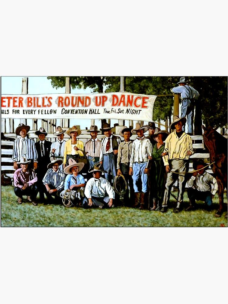 Skeeter Bill's Round Up by donnaroderick