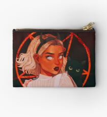 the teenage witch ii Zipper Pouch