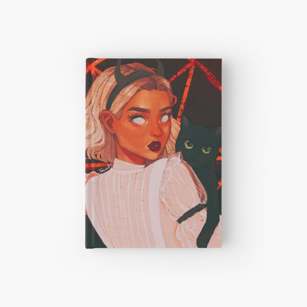 the teenage witch ii Hardcover Journal