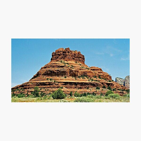 Bell Rock, Sedona Arizona Photographic Print