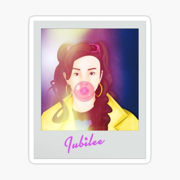 Jubilee Sticker