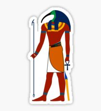 Thoth | Egyptian Gods, Goddesses, and Deities Sticker