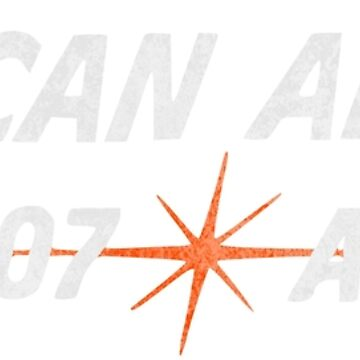 American Airlines 707 AstroJet Shirt by boscotjones