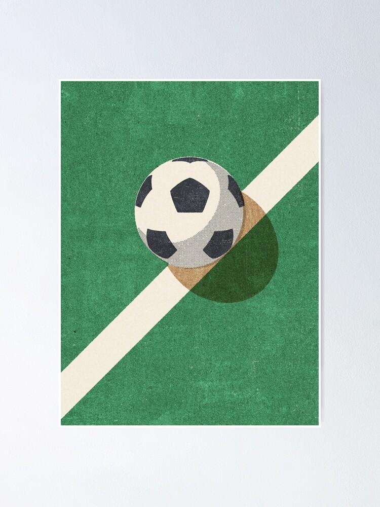 Alternative Ansicht von BALLS / Football Poster