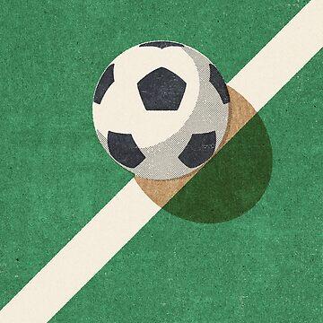 BALLS / Football by danielcoulmann