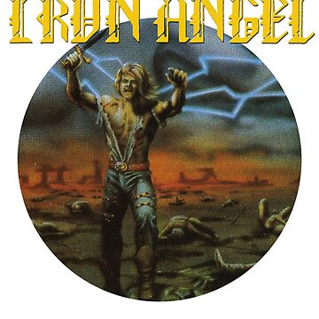 Iron Angel Speed Metal by tomastich85