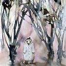 trauriger Bär von Marianna Tankelevich