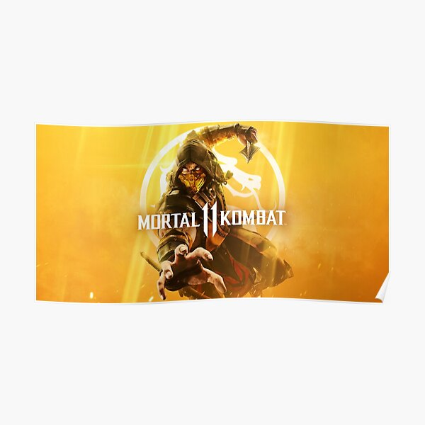 Mortal Kombat 11 Poster
