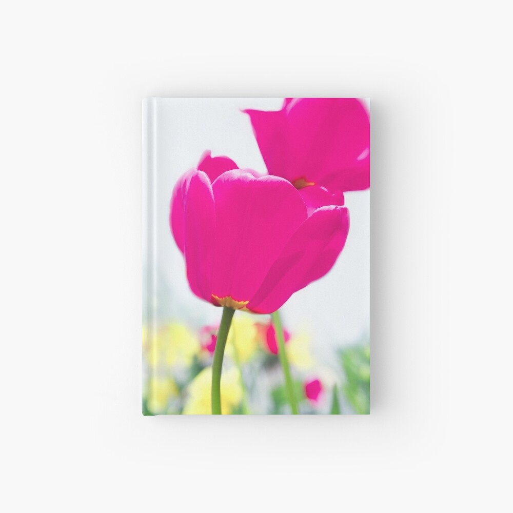 Hot Pink Prelude Hardcover Journal