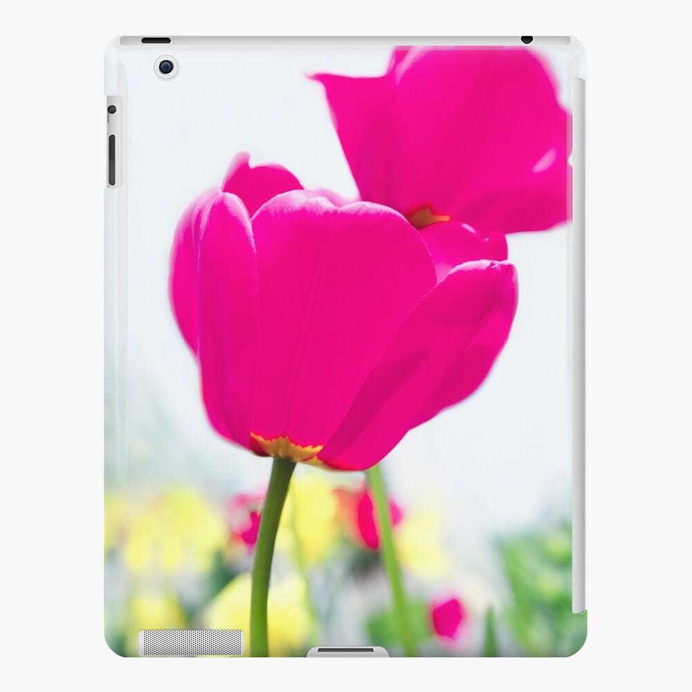 Hot Pink Prelude iPad Case & Skin
