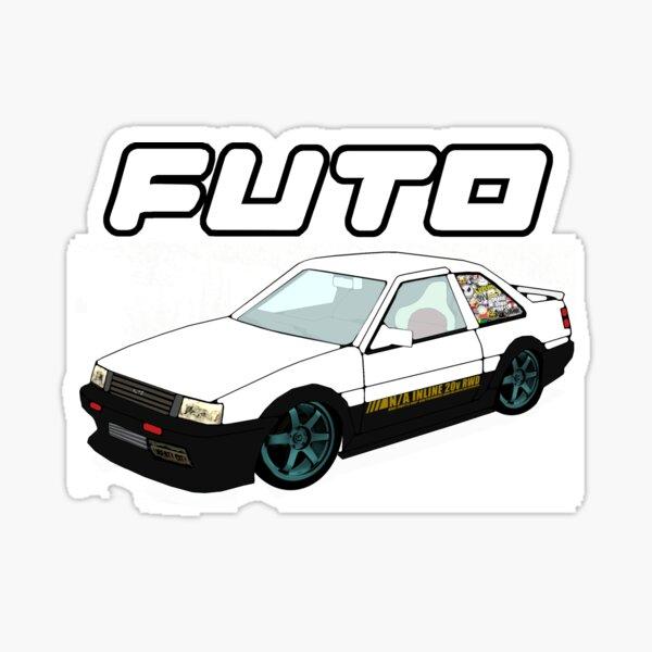 Karin Futo Sticker