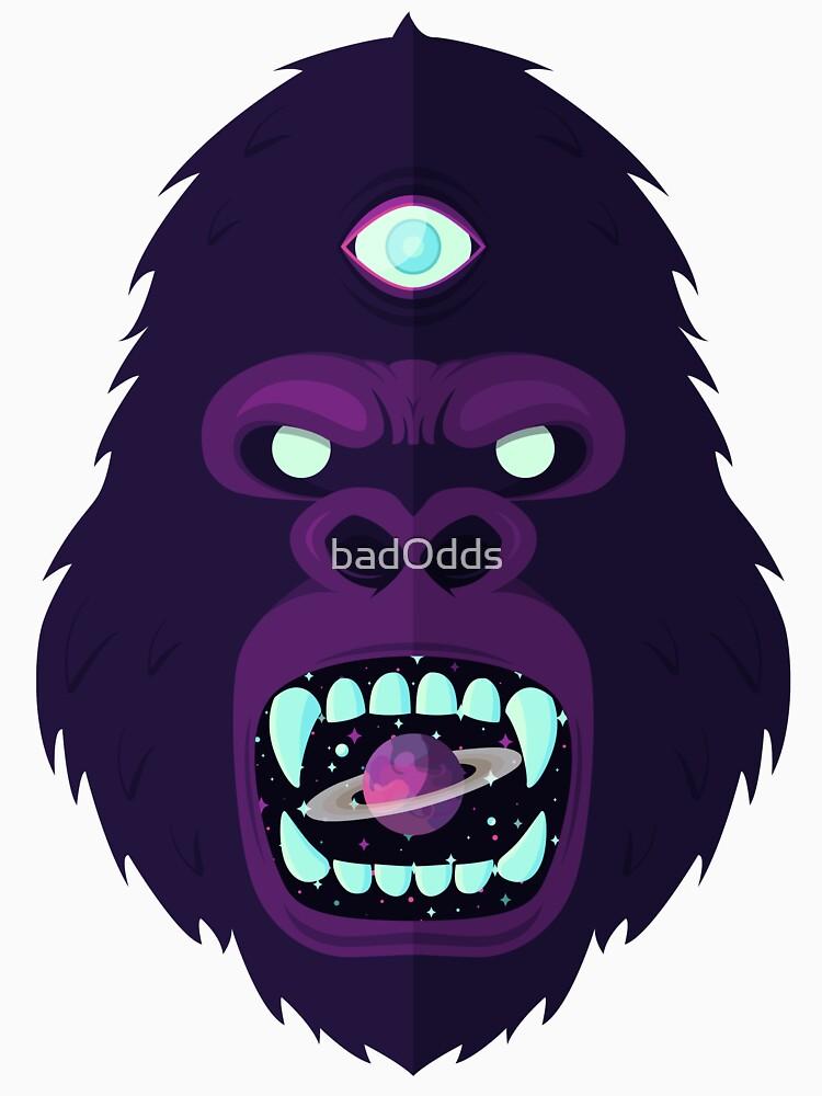 Cosmorilla by badOdds