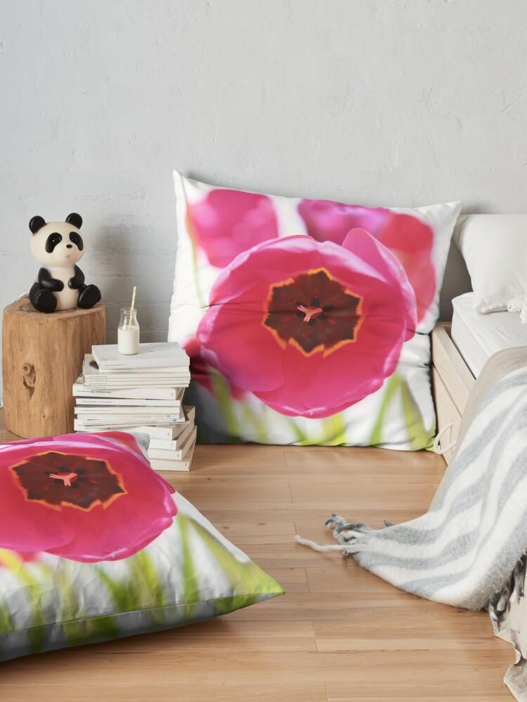 Alternate view of Bright Beginnings Floor Pillow