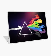 A WORK OF COLOR Laptop Skin