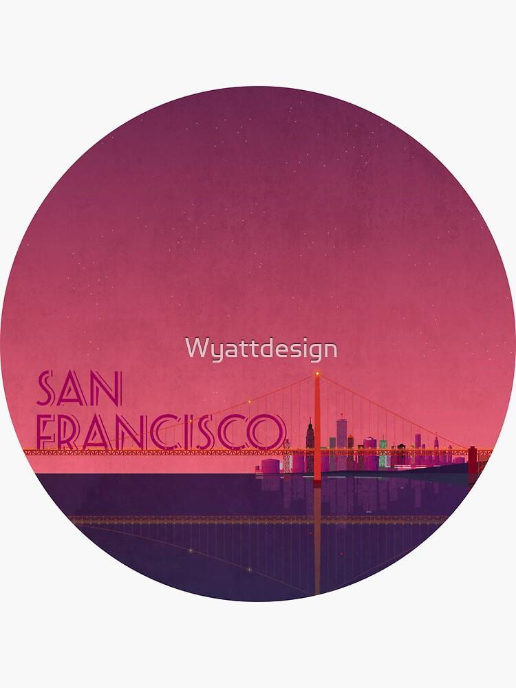 San Francisco by Wyattdesign