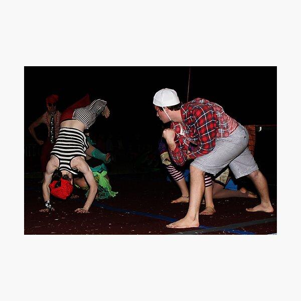 Circus Monoxide Photographic Print