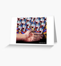 The Fortune Maker Greeting Card