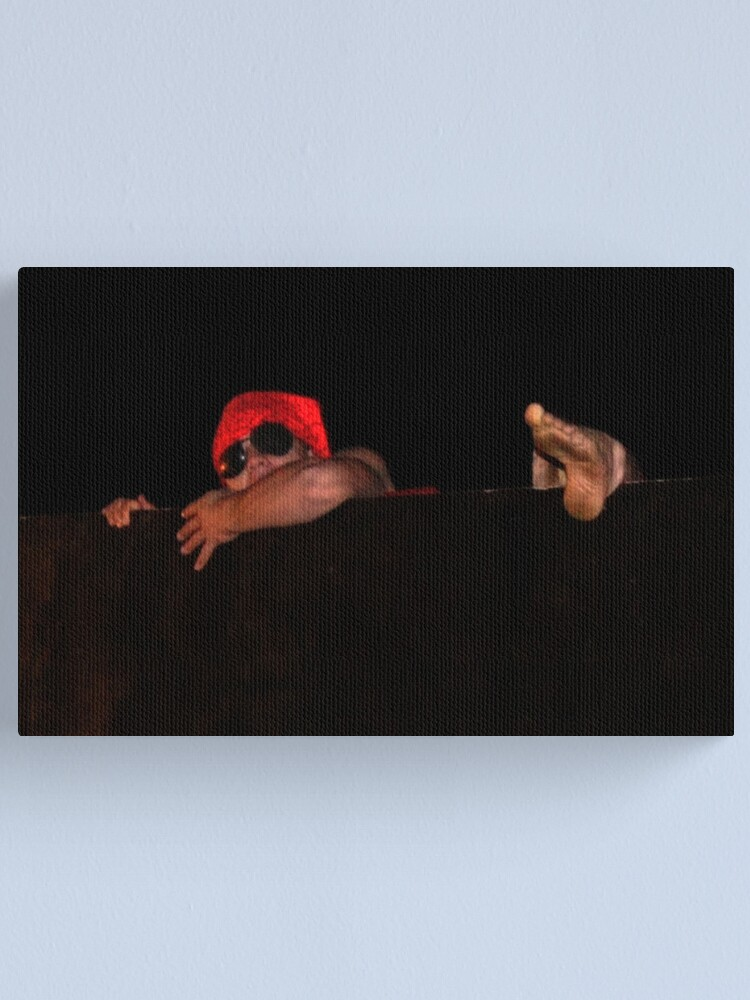 Alternate view of Circus Monoxide Canvas Print