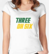 Three Oh Six Women's Fitted Scoop T-Shirt
