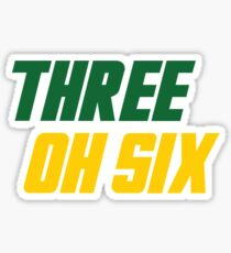 Three Oh Six Sticker