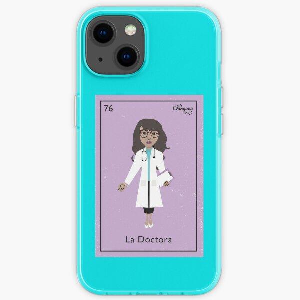 La Doctora iPhone Soft Case