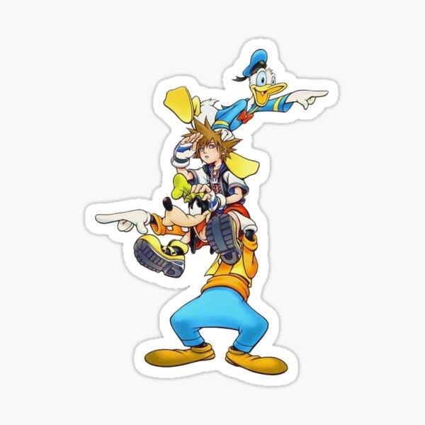Kingdom Hearts: où maintenant? Sticker