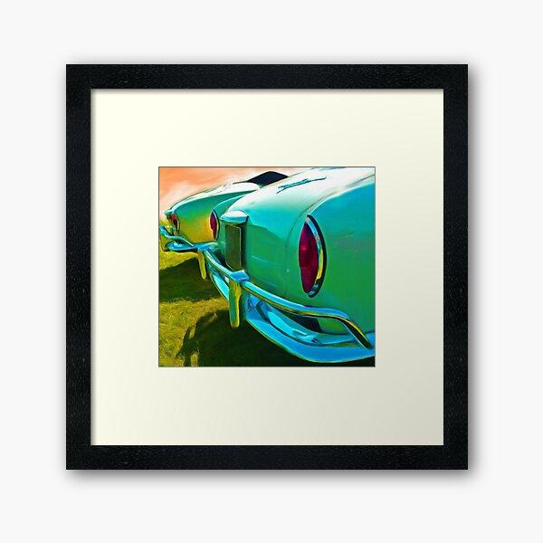 K-G's Framed Art Print